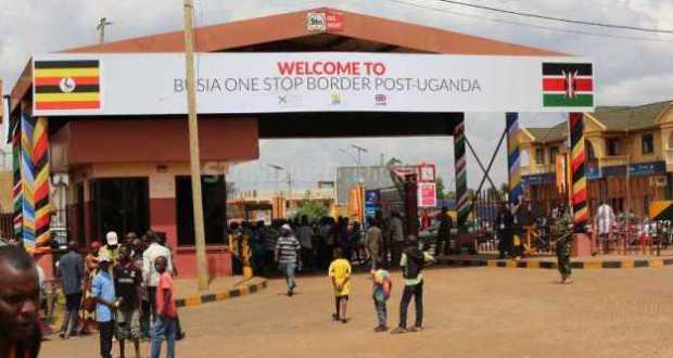 Ugandan police officers arrested