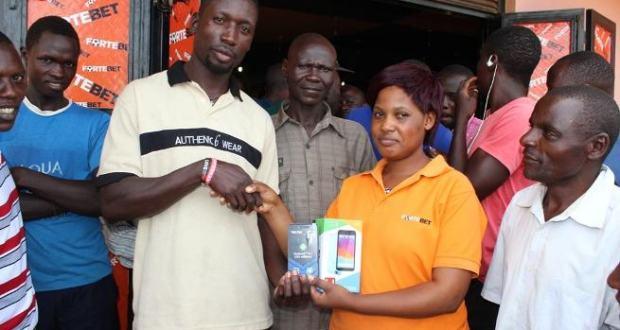 fortebet punters in Entebbe
