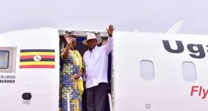 museveni uganda airlines
