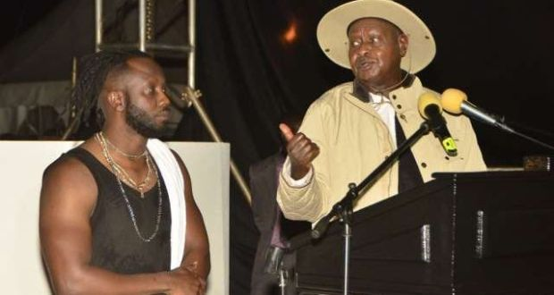 Bebe Cool Finally Admits Working With Museveni For Money