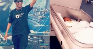 Singer Big Eye Professor Welcomes A Bouncing Baby Boy