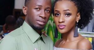 Eddy Kenzo's Official Manager Presents His Girlfriend In The Limelight
