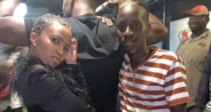 Sheilah Gashumba And MC Kats Finally Reconcile Again