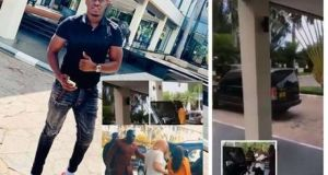 Zari Hassan's Tanzanian Hotel Bonk-mate Reveled