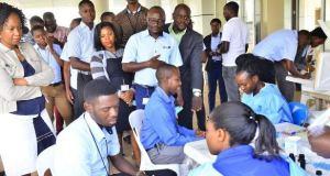 dfcu bank staff