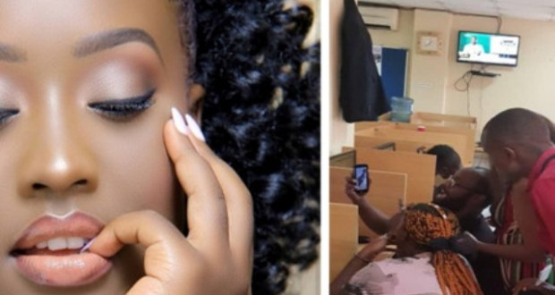 Martha Kay Worked For 5M To Release Her Nude Photos