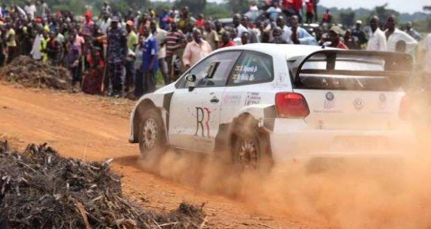 Rajiv Ruparelia Wins The First Autocross Rally