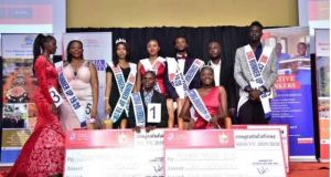 Victoria University Crowned And Awards Mr & Miss Pageants