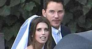 Chris Pratt Weds Schwarzenegger's Daughter, Catherine