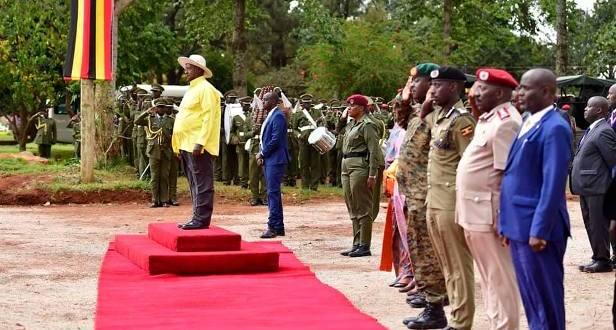 museveni heroe's day