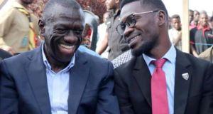 Bobi Wine, Ssenyonyi, Besigye sued