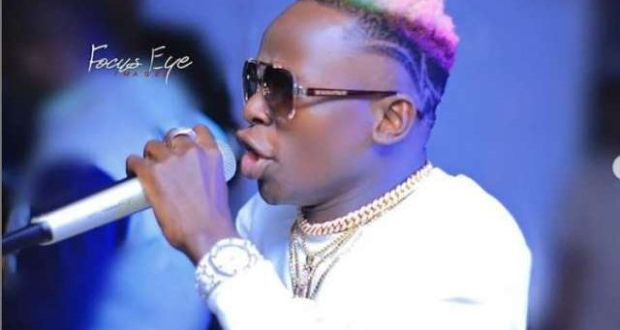 John Blaq Entertained Fans With His Voice At Club Guvnor
