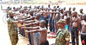 LDU recruit dies in fitness test