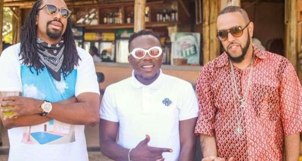 Navio, Geosteady And Deewone Dropped A Song Dubbed 'Shake Yo Body'