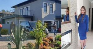 Zari Hassan Finally Buys A New Mansion In South Africa