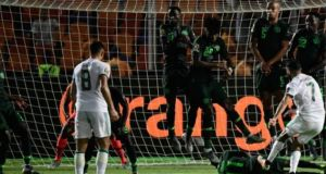 Algeria qualifies Afcon finals
