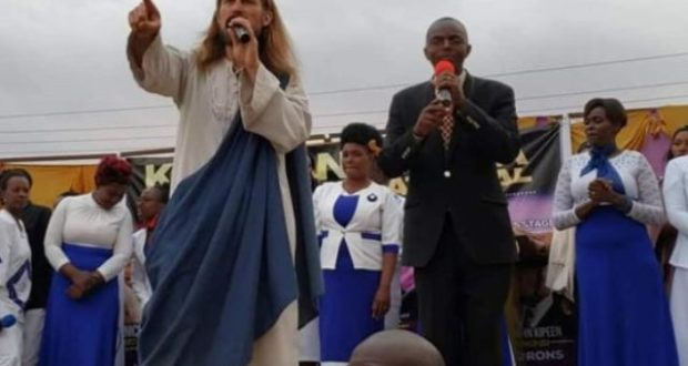 Fake Jesus Finally Dead In Kenya After A Pneumonia Infection