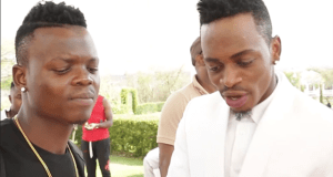 Harmonize Finally Leaves Diamond's Wasafi Label Over Fights