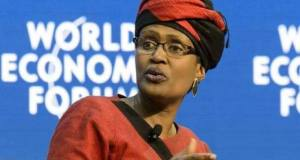 Winnie Byanyima appointed