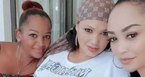Zari Hassan's Sister Attacks Diamond Platnumz Calling Him A Broke Celebrity