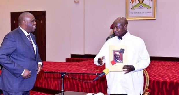 Uganda signs mou with AFREXIM bank