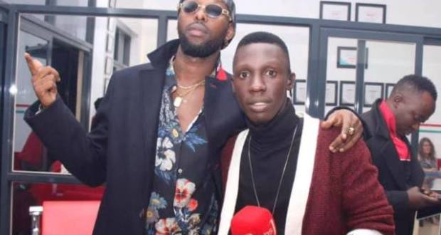Douglas Lwanga Opens About Supporting His Friend, Eddy Kenzo