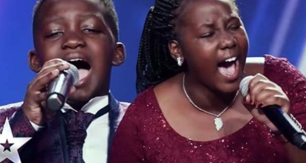 Esther And Ezekiel Dreams Come True,Set For 'America's Got Talent'
