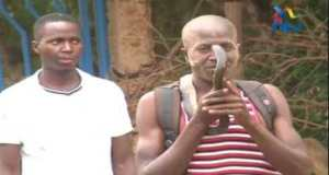 Ugandan witch doctor arrested