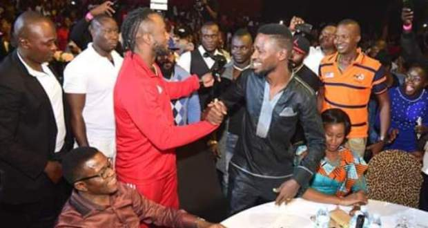 Bebe Cool Mocks MP, Bobi Wine Calling Him A Fool