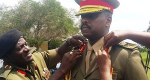 Full Figure Claims Gen Muhoozi Is The Next President After Museveni