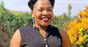 Judith Babirye Finally Gives Birth To A Baby Boy