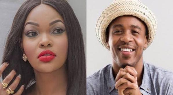 Wema sepetu grades both singers