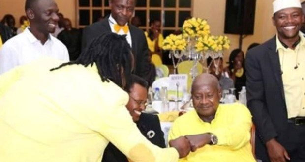 Haruna Mubiru Faces It Rough Over Enjoying NRM Money