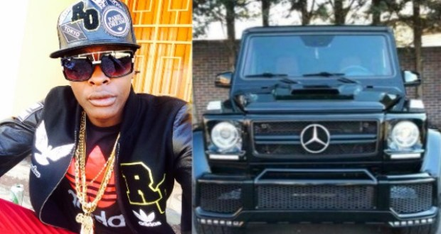 Jose Chameleone Hypes 2020 With A Monster Ride