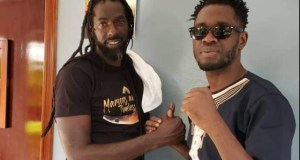 Nubian Li Mocked Bebe Cool When He Met The Legendary Buju Banton