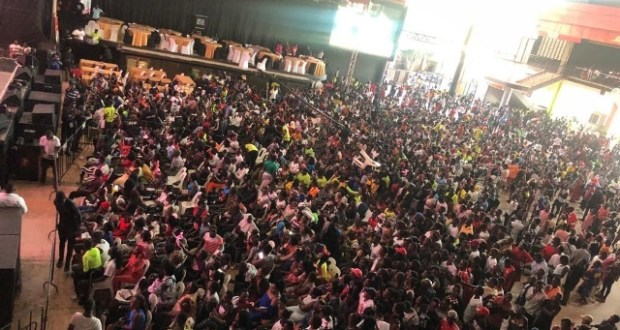 Spice Diana's Show Never Flopped At Freedom City