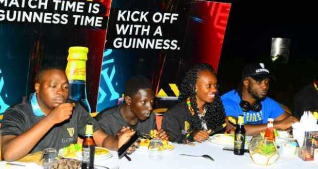 Bebe Cool Fires At Bad Minds After Joining Guinness Company