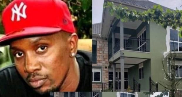 Manager Sam Mukasa Becomes A Landlord In His Newly Finished House