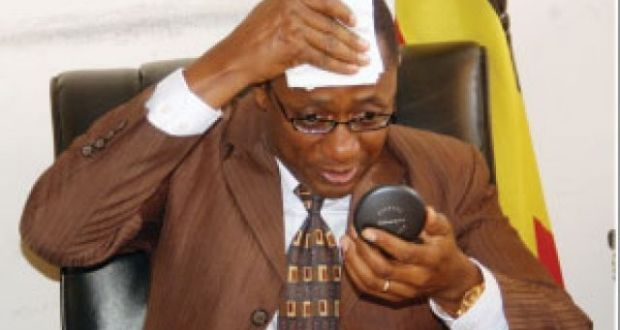 Peter Ssematimba Clarifies He Scrubs His Handsome Face 8 Times A Day