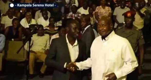 Ronald Mayinja Fails To Get A House From President Museveni