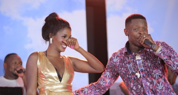 Cindy Sanyu Affirmed Chameleone And Bebe Cool Are Her Battlements
