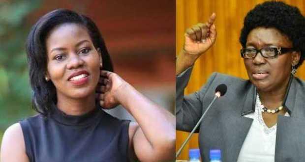 Faridah Nakazibwe blasts Rebecca Kadaga