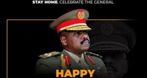 Gen Muhoozi Kainerugaba Celebrates 46th Birthday