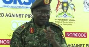 General Kayanja Donates Food Through Uganda Musicians Association