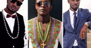 Mega Dee Claims That Bebe, Chameleone And Bobi Wine Are Warriors