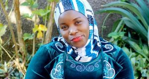 Hajjat Stecia Mayanja Celebrates Her Birthday Today