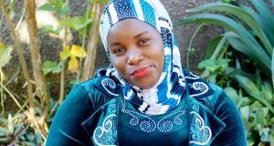 Hajjat Stecia Mayanja Celebrates Her Birthday Today