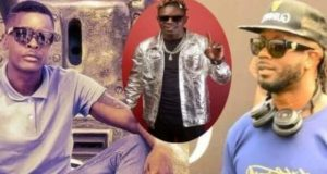 King Saha Pissed With Chameleone Over Reconciliation With Bebe Cool