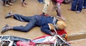 LDU officer shoots boda boda rider dead