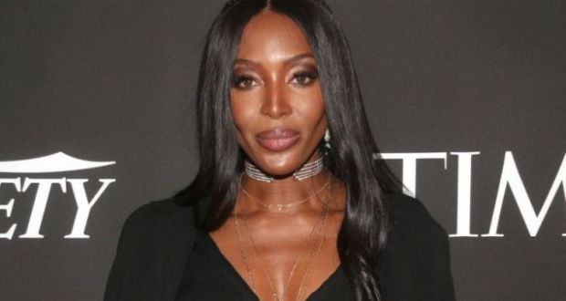 Naomi Campbell Becomes Face Of Pat MCGrath Labs